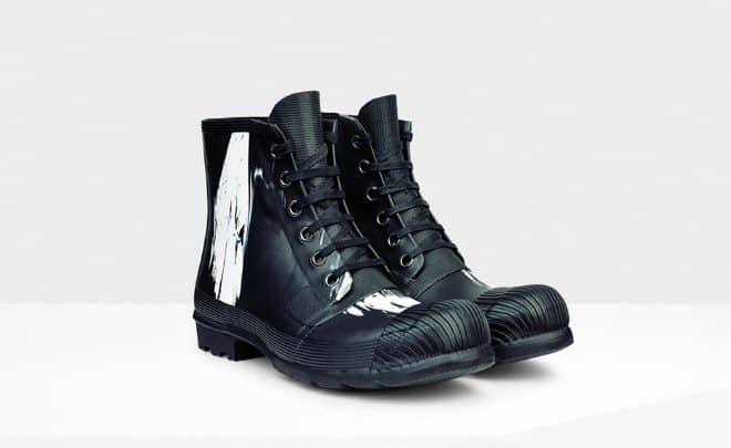 hunter mens winter boots