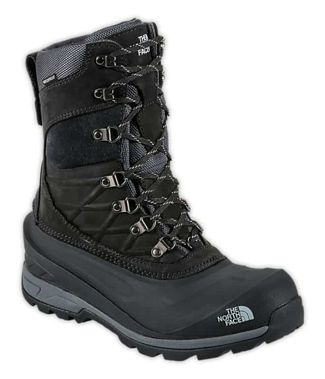north face mens winter boots