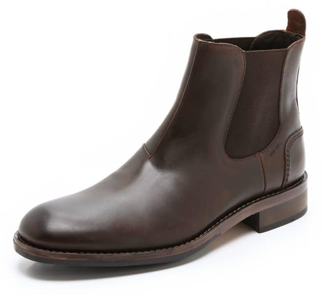 wolverine chelsea boots