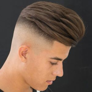 Popular Men's Hairstyles You Have to Try [Infographic] 3
