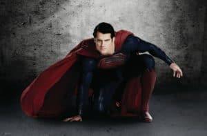 the superman workout henry cavil