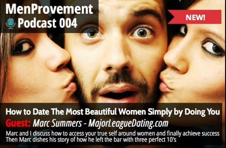 MenProvement Podcast 004 - Marc Summers