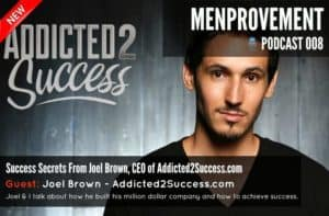 success secrets from joel brown