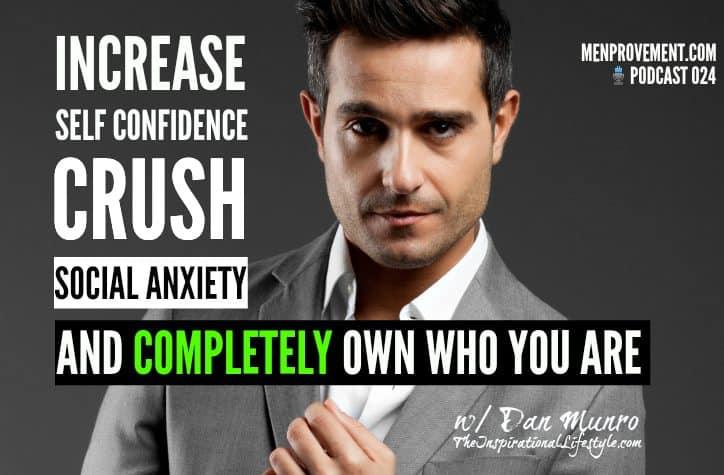 increase social confidence