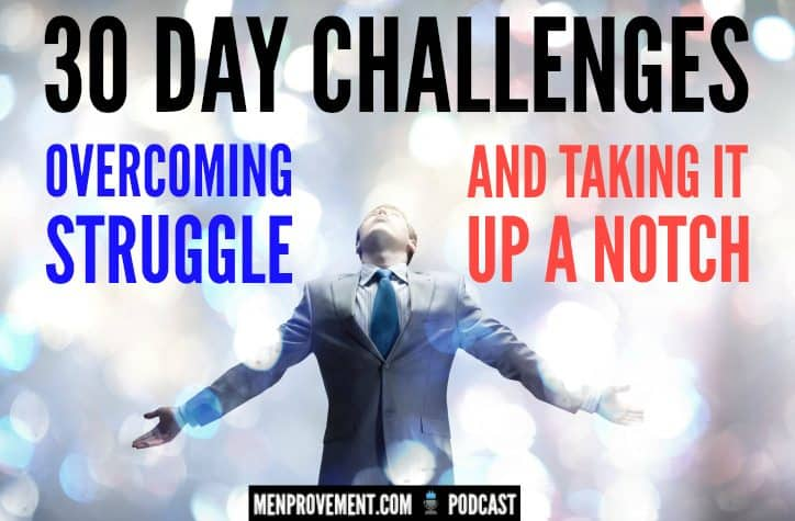 30 Day Challenges Podcast Pic