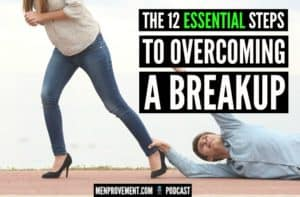 The 12 Essential Steps to Overcoming a Breakup