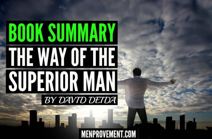 the way of the superior man book summary