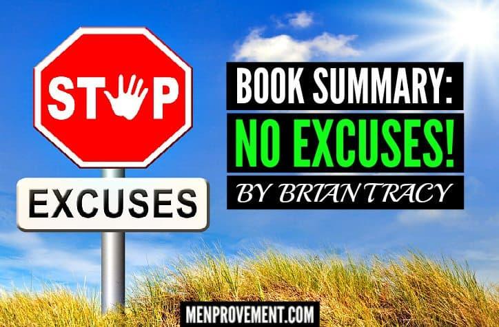 Book Summary: No Excuses