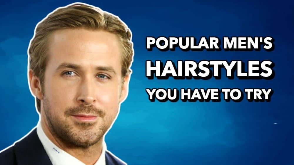 Ryan Hairstyle
